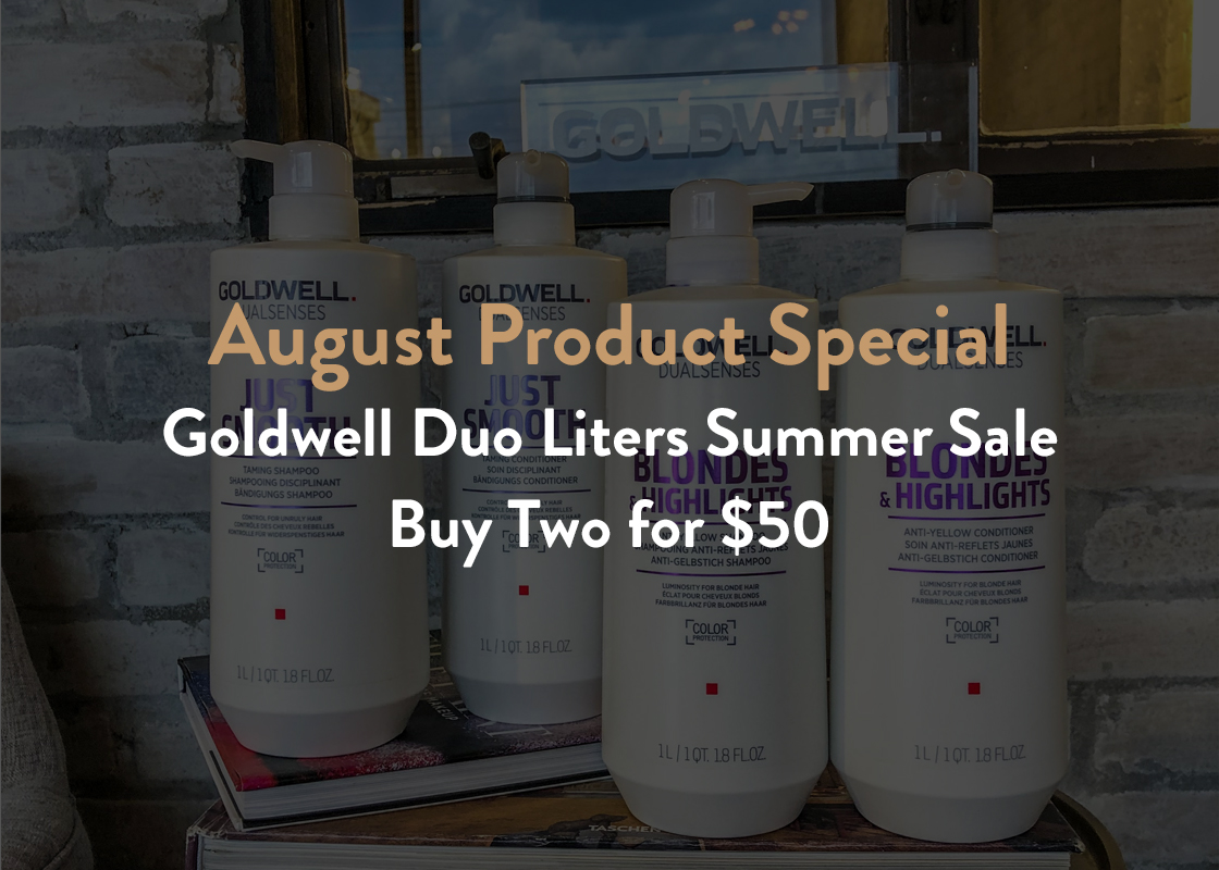 August 2019 Product Special