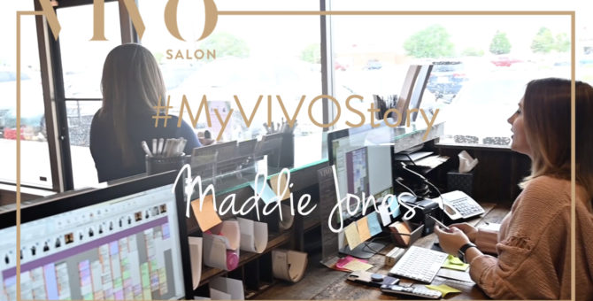 #MyViVoStory: Maddie Jones