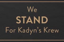 We Stand For Kadyn's Krew