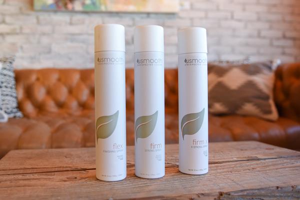 Usmooth Hairspray
