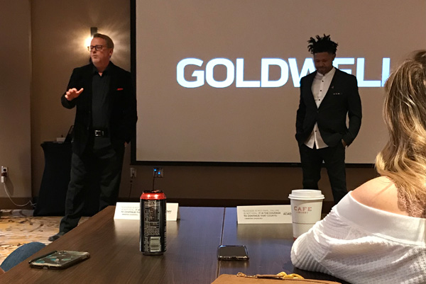 Goldwell Engage Presenters
