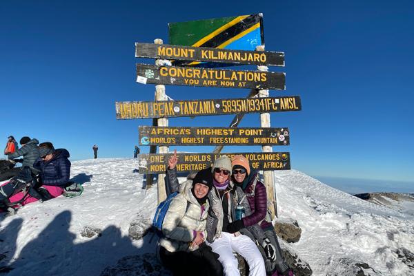Chelsie: Journey to Kilimanjaro