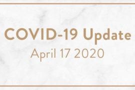COVID-19 Update: April 17