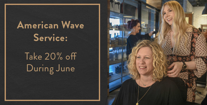 American Wave: June Service of the Month