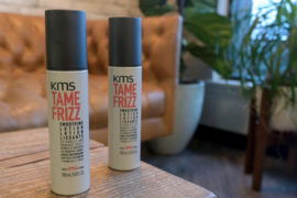 KMS Tame Frizz Smoothing Lotion: April 2021 Product of the Month