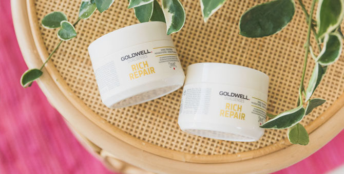 Goldwell Rich Repair: May Product of the Month