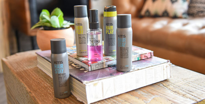 KMS Travel Size Products